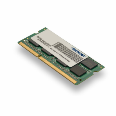 SO-DIMM 4GB DDR3L-1600MHz Patriot 1,35V DR
