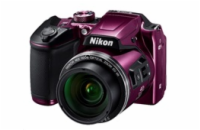 NIKON COOLPIX B500 - 16 MP, 40x zoom VR - Purple