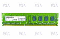 2-Power 4GB MultiSpeed 1066/1333/1600 MHz DIMM ( DOŽIVOTN...