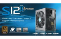 Seasonic zdroj 430W, S12II-430 (SS-430GB F3) 80PLUS Bronz...