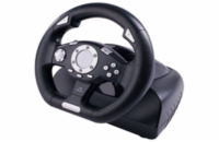 GEMBIRD Steering Wheel TRACER Sierra PC + GAME