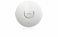 Zyxel NAP102, 802.11ac Dual-Radio Nebula Cloud Managed Access Point, 2x2 MIMO (1.2Gbps), 8 SSID, PoE (9W), Smoke detecto