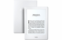 "AMAZON NEW KINDLE 8 TOUCH, 6"" E-ink displej, WIFi, Sponzorovaný, bílý"