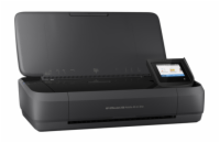 HP Officejet 252 Mobile All-in-one (A4/ 10/7 pps/ USB/ Wi-Fi/ Print/ Scan/ Copy/ ADF)
