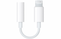 MMX62ZM/A iPhone Lightning/3,5mm Datový Kabel White (Bulk)