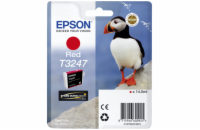 Epson ink cartridge red T 324                     T 3247