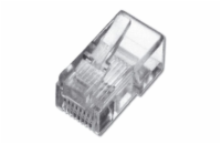 Digitus Modular Plug, for Flat Cable, 8P8C Unshielded 1 ks
