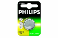 Philips baterie CR2016 - 1ks
