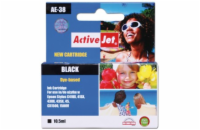 ActiveJet Ink cartridge Eps T038 C41/43/SX/UX Bk - 10, 5 ml     AE-38