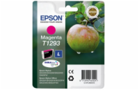 EPSON cartridge T1293 magenta (jablko)