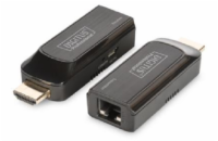 Mini Extender HDMI up to 50m Cat.6/7, 1080p 60Hz FHD, HDCP 1.2, audio (SET)