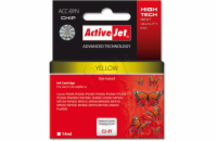 ActiveJet Ink cartridge Canon CLI-8 Yellow WITH CHIP - 14...