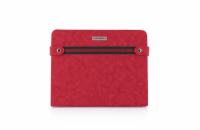 "Modecom obal na tablet COVER IPAD2/3 CALIFORNIA YOUNG RED, velikost 9.7"", červené"