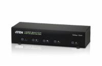ATEN VS0401-AT-G 4 PORT VGA Switch with Audio W/EU ADP