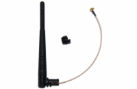 Mikrotik ACSWIM 2.4-5.8GHz Swivel Antenna with cable and ...