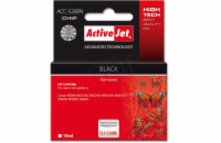 ActiveJet ink cartr. Canon CLI-526Bk - 10 ml - 100% NEW (...