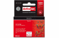ActiveJet ink cartr. Canon PG-512 Bk ref. - 20 ml - AC-512R