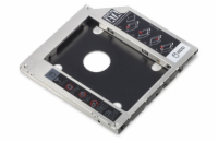 Digitus 2nd SSD/HDD Caddy SATA to SATA III Supports 2.5 S...