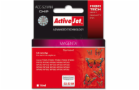 ActiveJet Ink cartridge Canon CLI-521M  (WITH CHIP)     A...