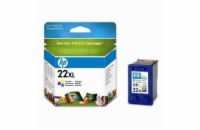 HP Ink Cart Color No. 22XL pro DJ 3920, 3940,1360, 2360