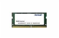 SO-DIMM 4GB DDR4-2133MHz Patriot CL15 256x16