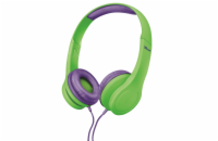 náhlavní sada TRUST Bino Kids Headphone - green