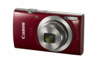 Canon IXUS 185 RED , Essential KIT (+neopren.pouzdro)