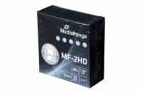 "MEDIARANGE diskety 1,44MB 3,5"" 10 pack"