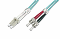 Digitus Fiber Optic Patch Cable, LC to ST,Multimode 62.5/...