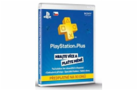 SONY PlayStation Plus Card 90 Day/CZE