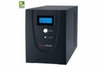 CyberPower GreenPower Value LCD UPS 1500VA/900W