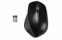 HP x4500 Wireless Mouse- Sparkling Black