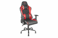 TRUST herní křeslo GXT 707R Resto Gaming Chair - red