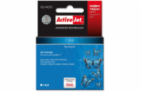 Inkoust ActiveJet AE-442N | Cyan | 18 ml | Chip | Epson T0442