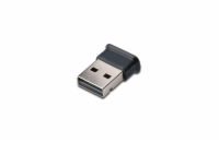 Digitus USB Bluetooth V4.0 + EDR micro adaptér, Broadcom 20702 Chipset, Win 7, Vista