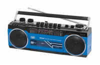 RR 501BT/BL Radiomagnetofon,USB/SD/MP3