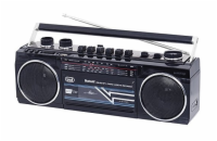 RR 501BT/BK Radiomagnetofon,USB/SD/MP3