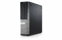 Dell Optiplex 7010 SFF Core i3-3240 3,4GHz / 4GB / 120GB SSD / Win10P