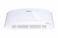 D-Link 8-Port 10/100/1000Mb/s GigabitEthernet Switch - RJ45