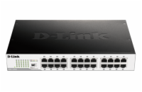 D-Link DGS-1024D/E 24-Port 10/100/1000Mbps Copper Gigabit...