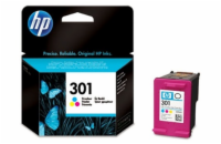 HP CH562EE Ink Cart No.301 pro DJ2050,3050,D1000,D2000,D3000, 3ml, Color