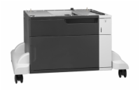 HP LaserJet 1x500 Sheet Feeder and Stand