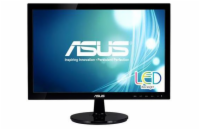 "19"" LED ASUS VS197DE -5ms,1366x768,černý"