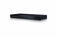 Ubiquiti EdgeRouter ERPro-8 - 8x10/100/1000Mbps Routing ports, 2xSFP Combo ports