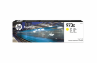 HP F6T83AE 973X High Yield Yellow Original PageWide Cartr...