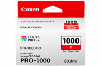 Canon cartridge PFI-1000 R Red Ink Tank