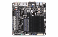 GIGABYTE MB N3160TN, Quad-Core Celeron® N3160 (1.6 GHz), Intel N3160, 2xDDR3L SO-DIMM, VGA, Thin Mini-ITX