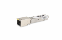 D-Link DGS-712 SFP 1000BASE-T RJ-45 Copper Transceiver