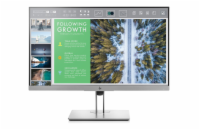 HP EliteDisplay E243 / 23,8'' IPS / 1920x1080 / 1000:1 / 5ms / 250 cd / VGA, DP, HDMI, USB / 3/3/0