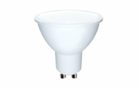 Whitenergy LED žárovka | GU10 | 6 SMD 2835 | 3W | 230V | mléko | MR16